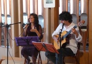 Marta Arnaus i Jordi Bardella